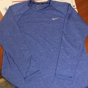 NIKE SWIM DRIFIT LONG SLEEVED SHIRT